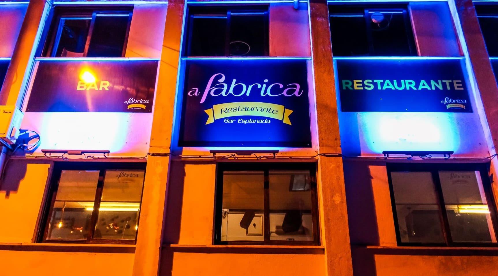 Imagem 04 A Fábrica Viseu NIGHT REDI